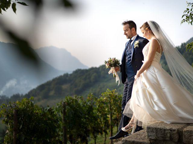 Il matrimonio di Yorick e Daniela a Calolziocorte, Lecco 42
