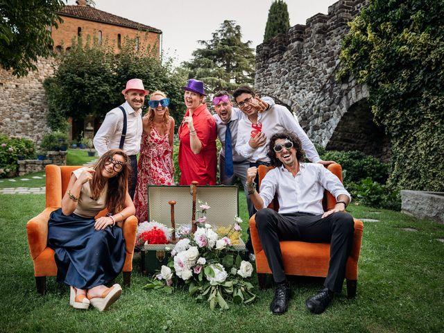 Il matrimonio di Yorick e Daniela a Calolziocorte, Lecco 50