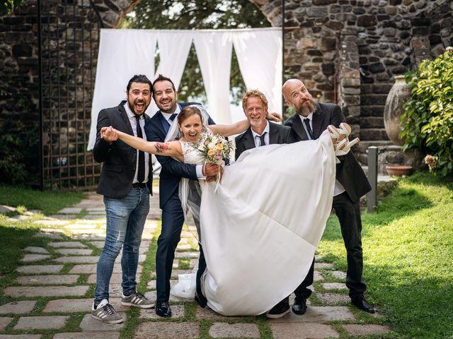 Il matrimonio di Yorick e Daniela a Calolziocorte, Lecco 53