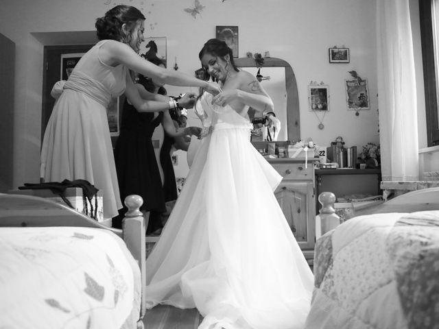 Il matrimonio di Gianluigi e Chiara a Alano di Piave, Belluno 11