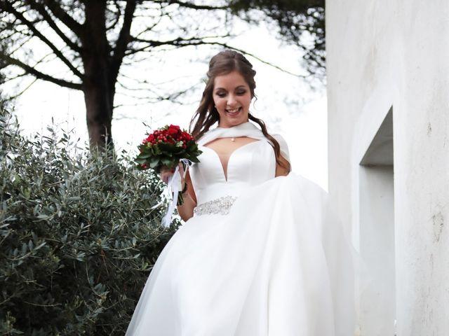 Il matrimonio di Gianluigi e Chiara a Alano di Piave, Belluno 24