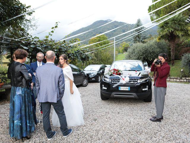 Il matrimonio di Gianluigi e Chiara a Alano di Piave, Belluno 28