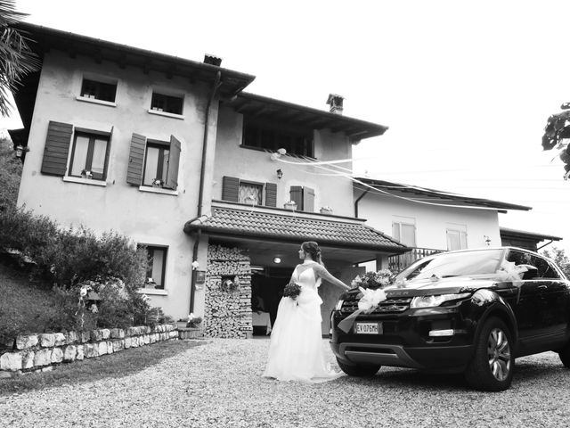 Il matrimonio di Gianluigi e Chiara a Alano di Piave, Belluno 31