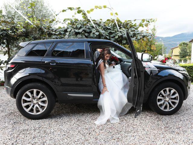 Il matrimonio di Gianluigi e Chiara a Alano di Piave, Belluno 32