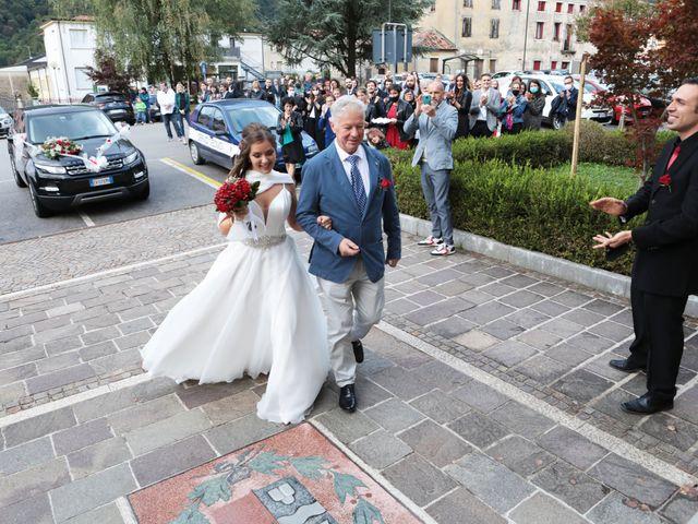 Il matrimonio di Gianluigi e Chiara a Alano di Piave, Belluno 33