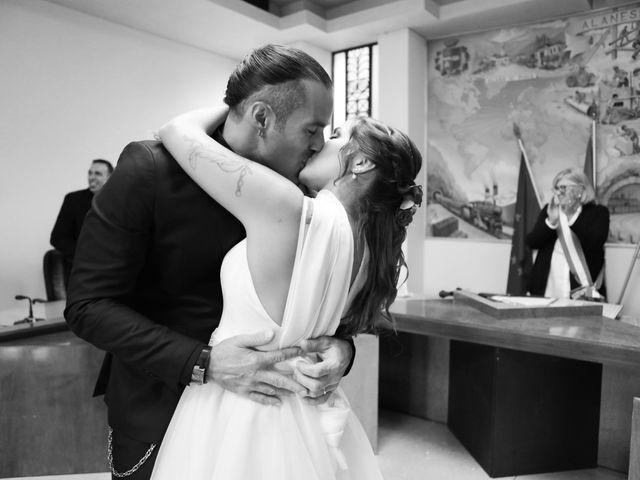 Il matrimonio di Gianluigi e Chiara a Alano di Piave, Belluno 39