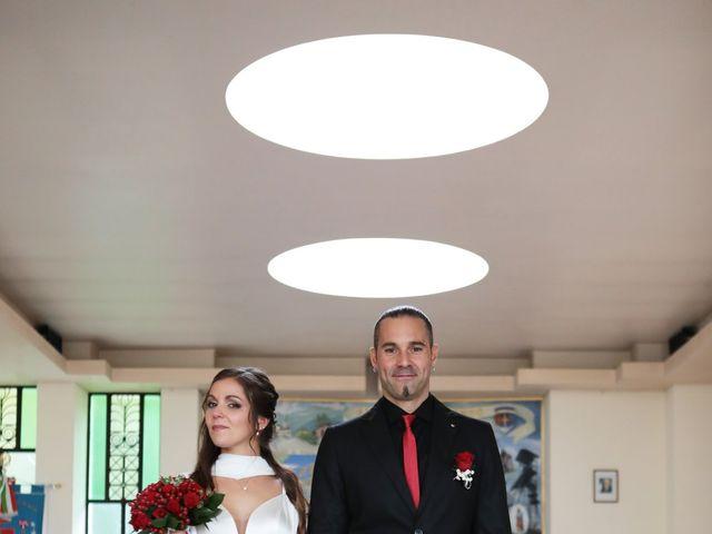 Il matrimonio di Gianluigi e Chiara a Alano di Piave, Belluno 42