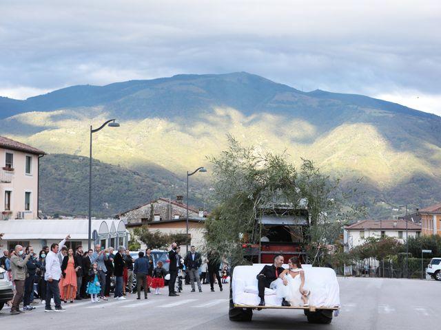 Il matrimonio di Gianluigi e Chiara a Alano di Piave, Belluno 46