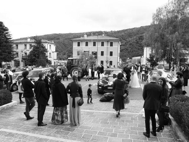 Il matrimonio di Gianluigi e Chiara a Alano di Piave, Belluno 48