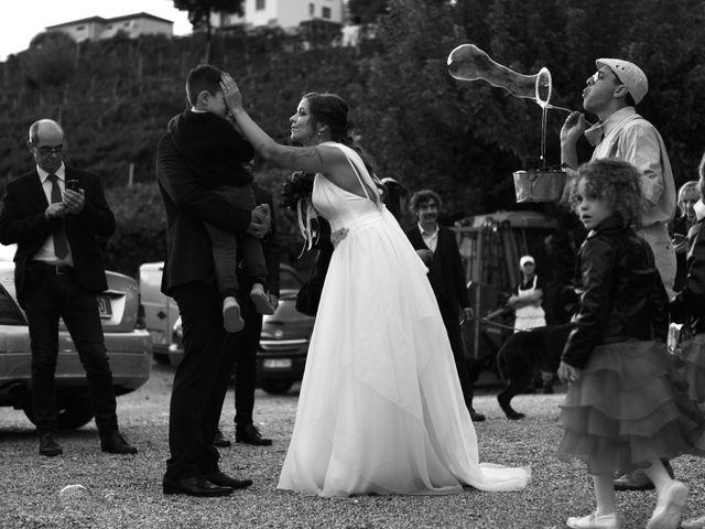Il matrimonio di Gianluigi e Chiara a Alano di Piave, Belluno 51