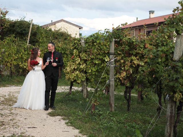 Il matrimonio di Gianluigi e Chiara a Alano di Piave, Belluno 52