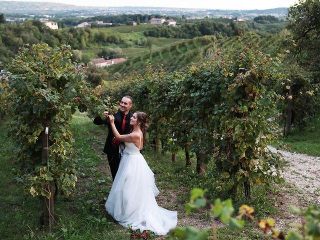 Il matrimonio di Gianluigi e Chiara a Alano di Piave, Belluno 56