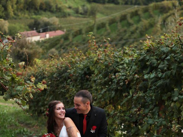 Il matrimonio di Gianluigi e Chiara a Alano di Piave, Belluno 57