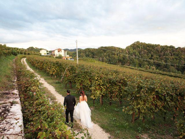 Il matrimonio di Gianluigi e Chiara a Alano di Piave, Belluno 59