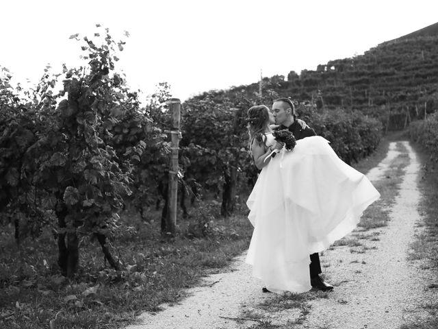 Il matrimonio di Gianluigi e Chiara a Alano di Piave, Belluno 62