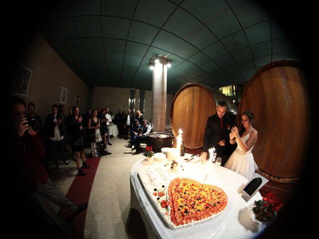Il matrimonio di Gianluigi e Chiara a Alano di Piave, Belluno 84