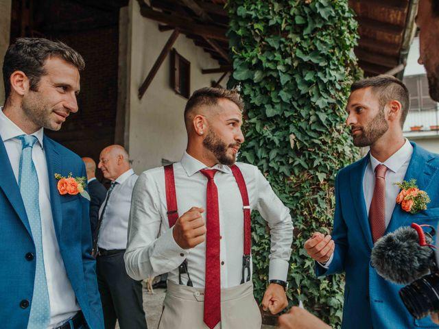 Il matrimonio di Gabriele e Martina a Novara, Novara 35