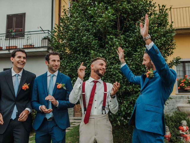 Il matrimonio di Gabriele e Martina a Novara, Novara 36