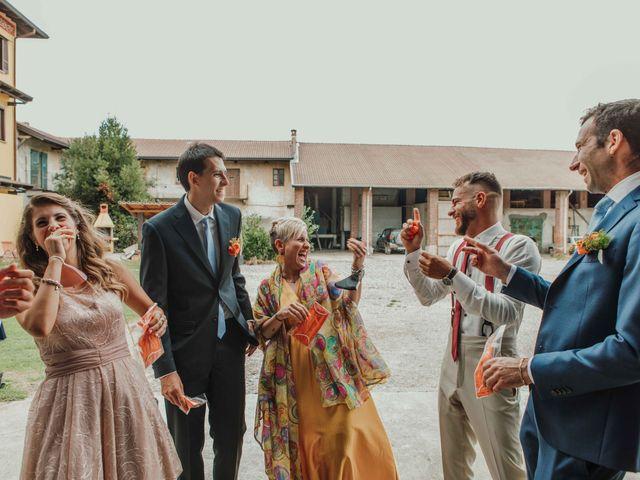 Il matrimonio di Gabriele e Martina a Novara, Novara 37