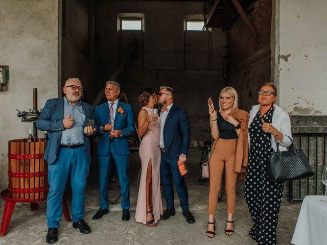 Il matrimonio di Gabriele e Martina a Novara, Novara 38