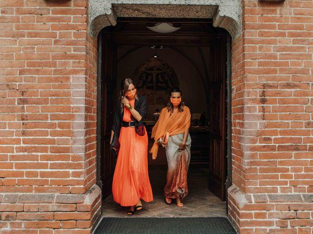 Il matrimonio di Gabriele e Martina a Novara, Novara 39