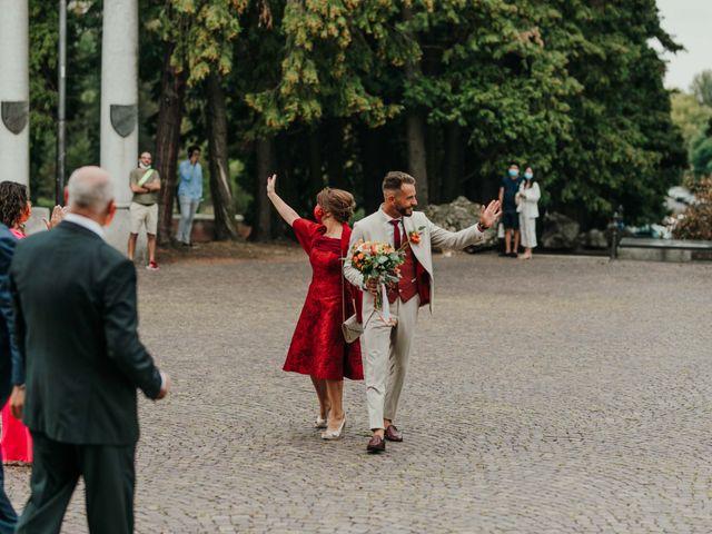 Il matrimonio di Gabriele e Martina a Novara, Novara 40