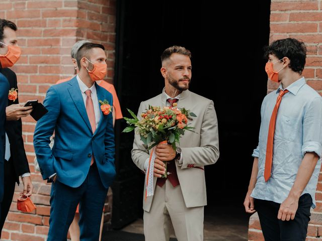 Il matrimonio di Gabriele e Martina a Novara, Novara 43