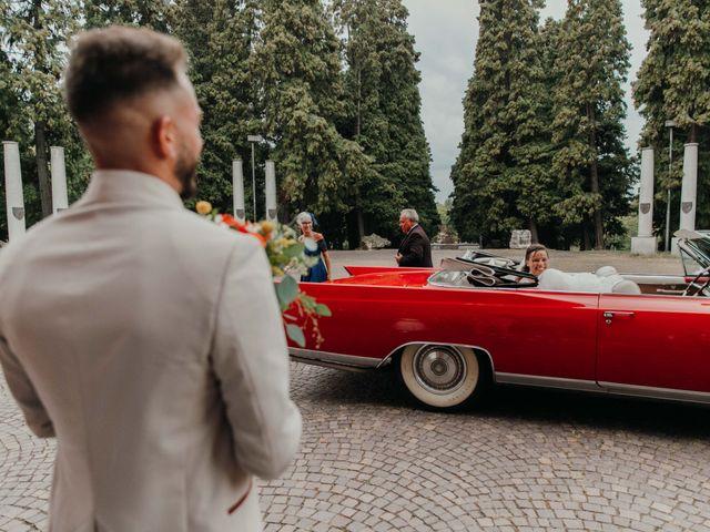 Il matrimonio di Gabriele e Martina a Novara, Novara 48