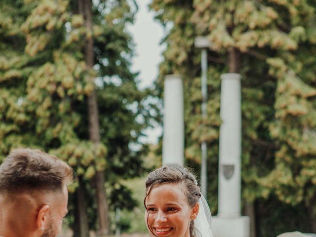 Il matrimonio di Gabriele e Martina a Novara, Novara 55
