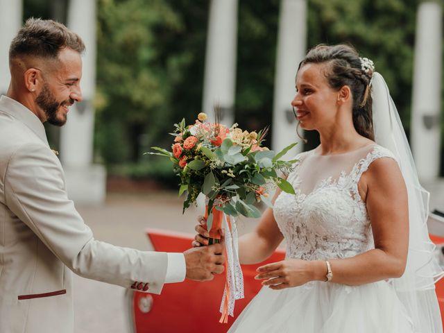 Il matrimonio di Gabriele e Martina a Novara, Novara 56
