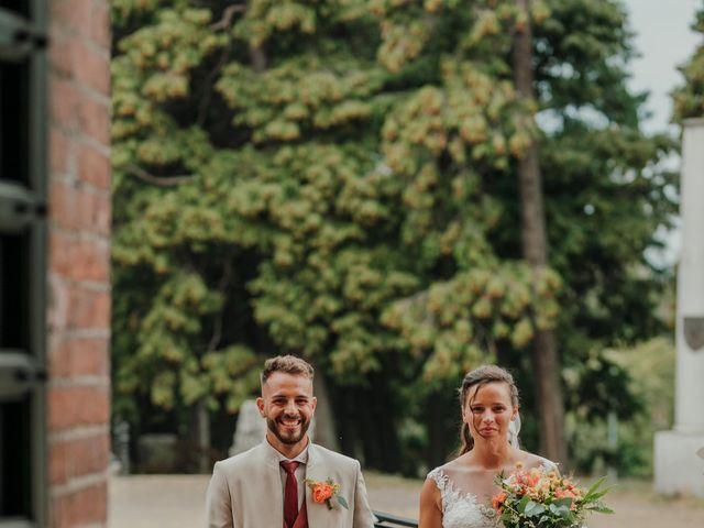 Il matrimonio di Gabriele e Martina a Novara, Novara 57