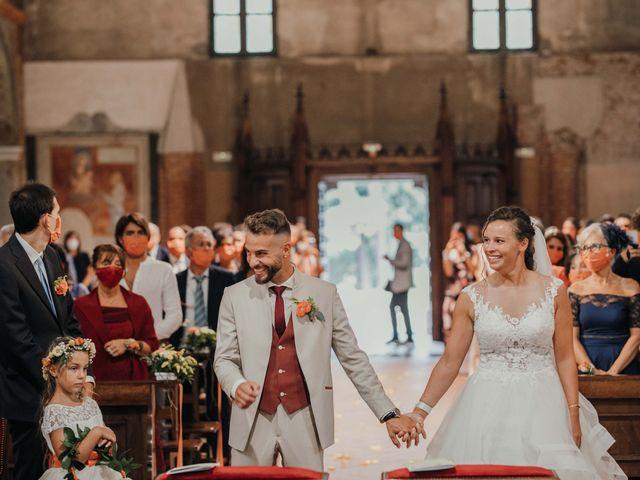 Il matrimonio di Gabriele e Martina a Novara, Novara 59