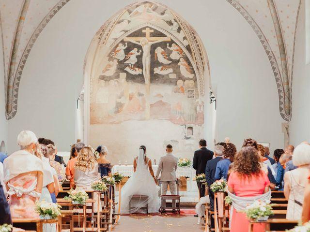 Il matrimonio di Gabriele e Martina a Novara, Novara 60