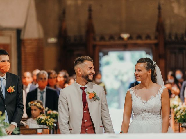 Il matrimonio di Gabriele e Martina a Novara, Novara 61