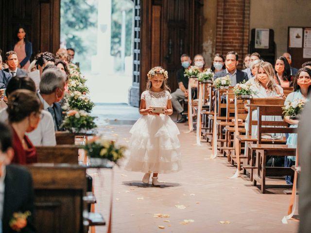 Il matrimonio di Gabriele e Martina a Novara, Novara 64