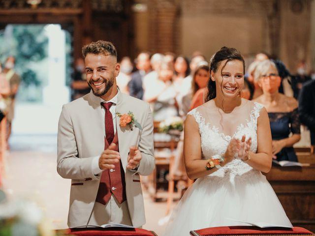 Il matrimonio di Gabriele e Martina a Novara, Novara 71