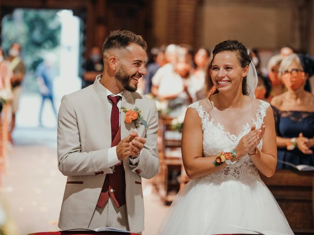 Il matrimonio di Gabriele e Martina a Novara, Novara 72