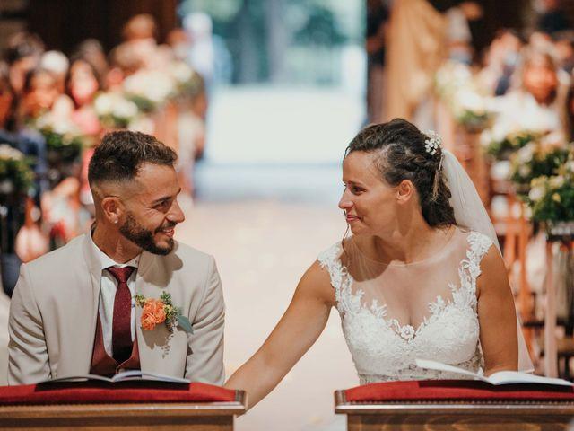 Il matrimonio di Gabriele e Martina a Novara, Novara 73