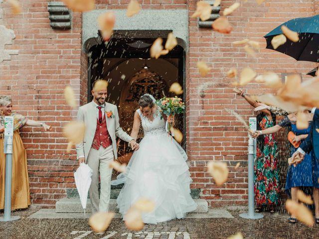 Il matrimonio di Gabriele e Martina a Novara, Novara 78