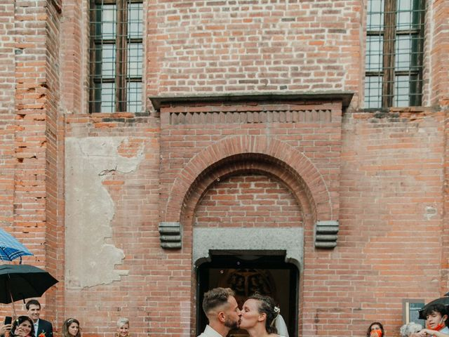 Il matrimonio di Gabriele e Martina a Novara, Novara 79