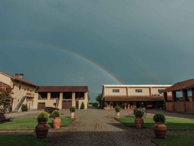 Il matrimonio di Gabriele e Martina a Novara, Novara 89
