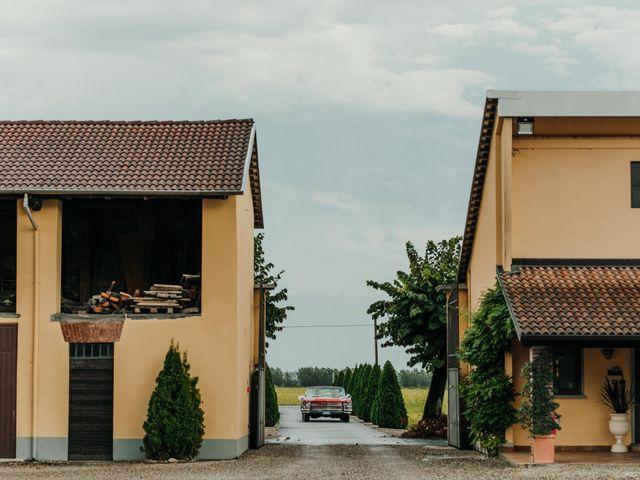 Il matrimonio di Gabriele e Martina a Novara, Novara 91