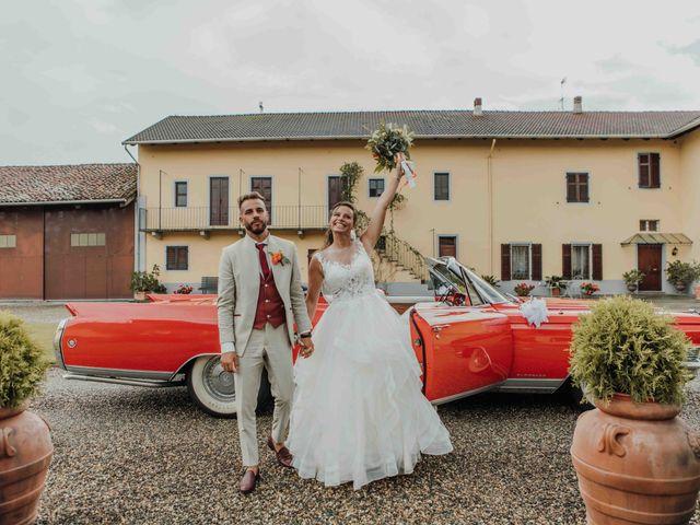 Il matrimonio di Gabriele e Martina a Novara, Novara 95