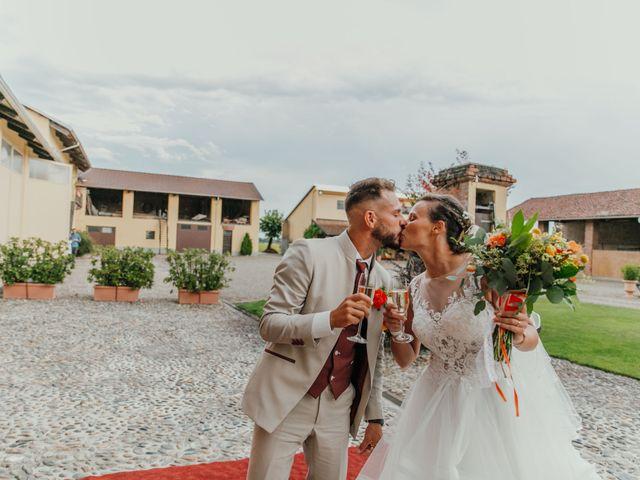 Il matrimonio di Gabriele e Martina a Novara, Novara 98