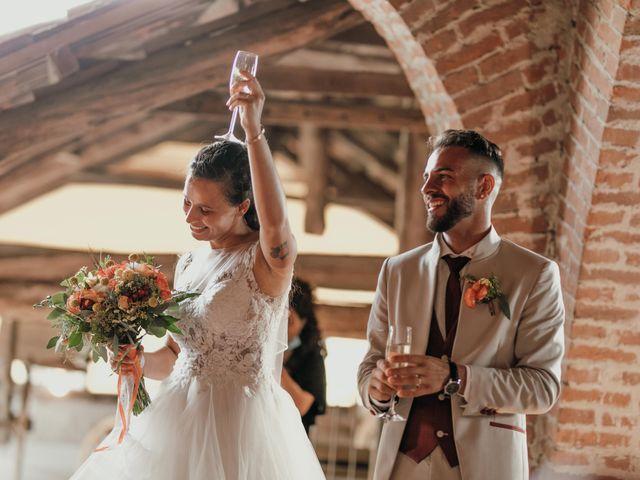 Il matrimonio di Gabriele e Martina a Novara, Novara 99
