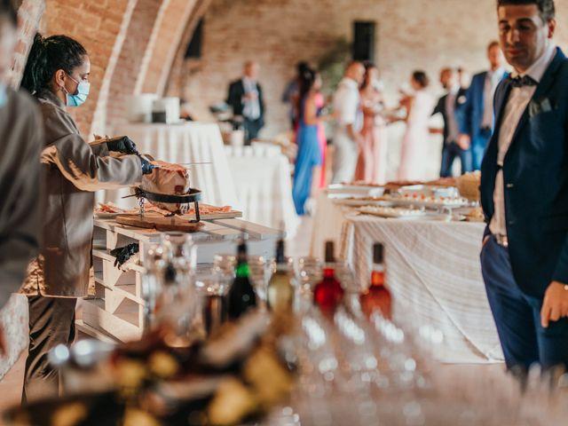Il matrimonio di Gabriele e Martina a Novara, Novara 105