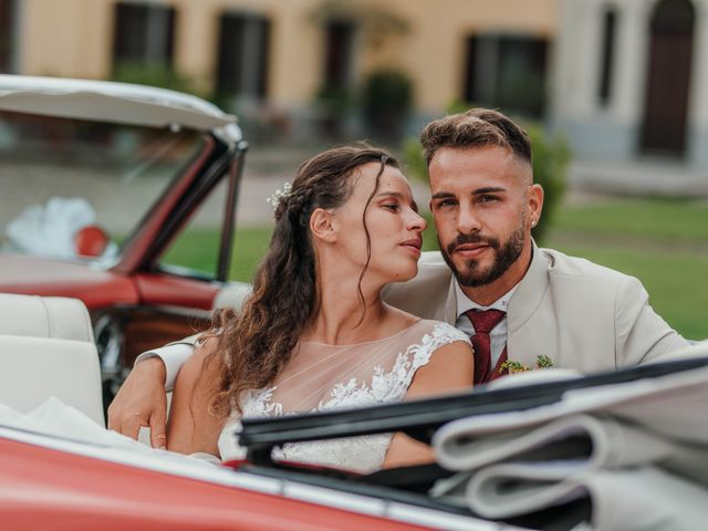 Il matrimonio di Gabriele e Martina a Novara, Novara 114