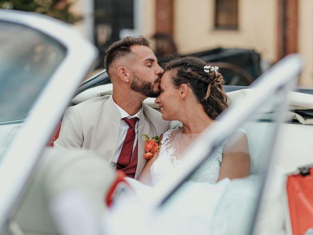 Il matrimonio di Gabriele e Martina a Novara, Novara 119
