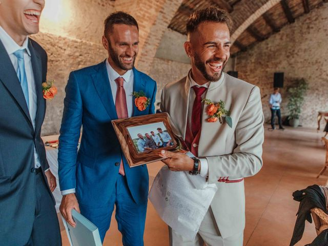 Il matrimonio di Gabriele e Martina a Novara, Novara 121