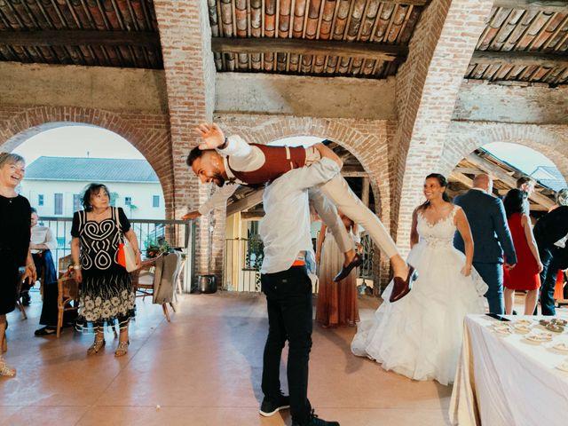 Il matrimonio di Gabriele e Martina a Novara, Novara 122